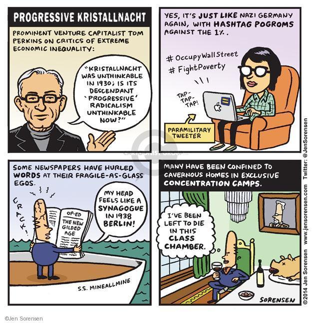 Cartoonist Jen Sorensen  Jen Sorensen's Editorial Cartoons 2014-01-27 inequality