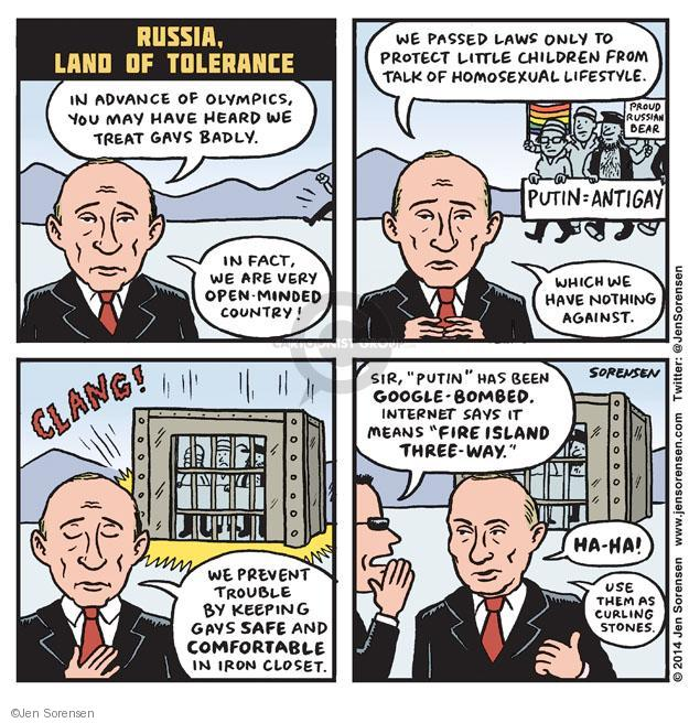 Cartoonist Jen Sorensen  Jen Sorensen's Editorial Cartoons 2014-02-03 laws