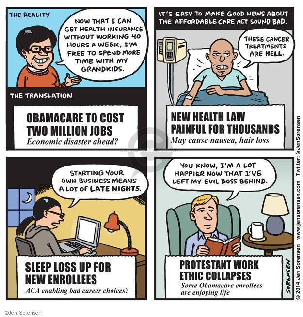 Jen Sorensen  Jen Sorensen's Editorial Cartoons 2014-02-10 employment