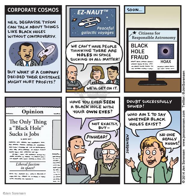 Jen Sorensen  Jen Sorensen's Editorial Cartoons 2014-03-17 matter