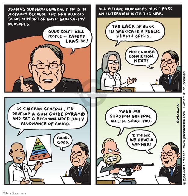 Jen Sorensen  Jen Sorensen's Editorial Cartoons 2014-03-24 pyramid