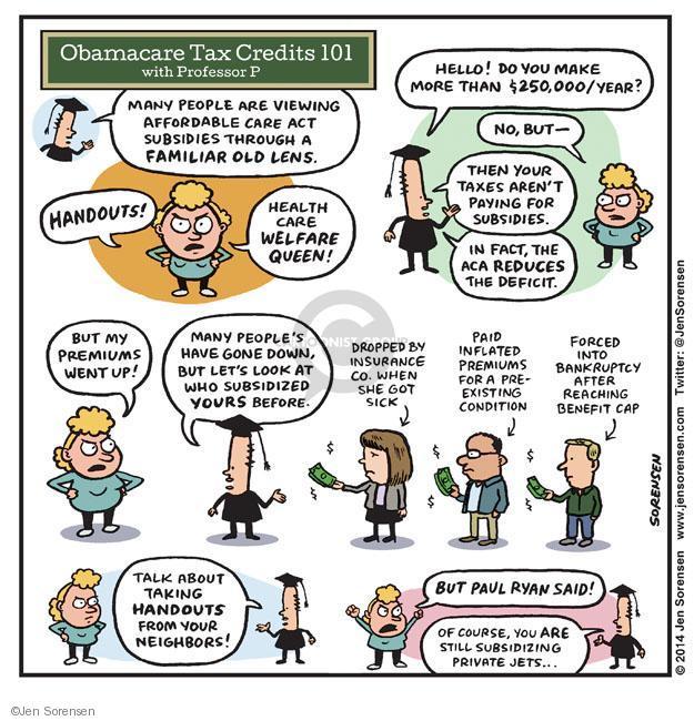 Jen Sorensen  Jen Sorensen's Editorial Cartoons 2014-03-31 $250
