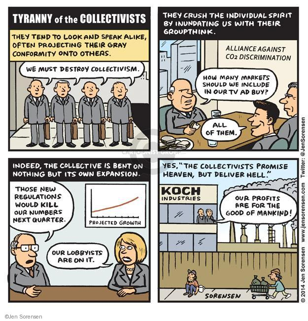 Cartoonist Jen Sorensen  Jen Sorensen's Editorial Cartoons 2014-04-14 profit