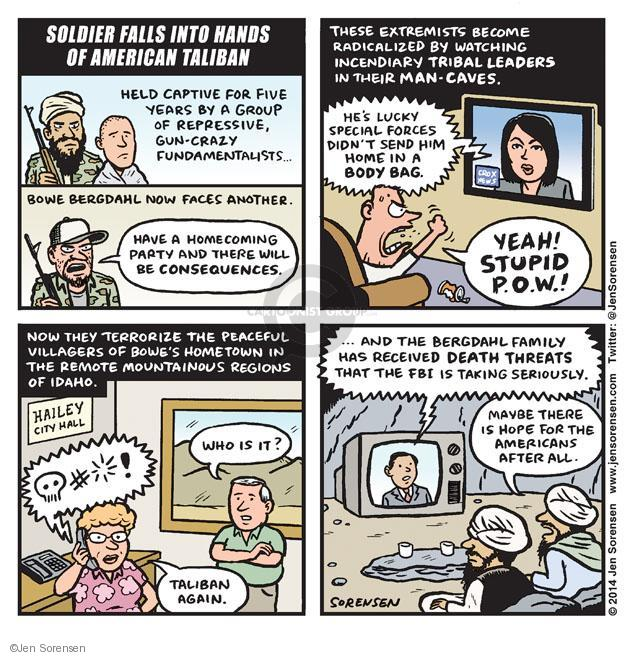 Cartoonist Jen Sorensen  Jen Sorensen's Editorial Cartoons 2014-06-09 death