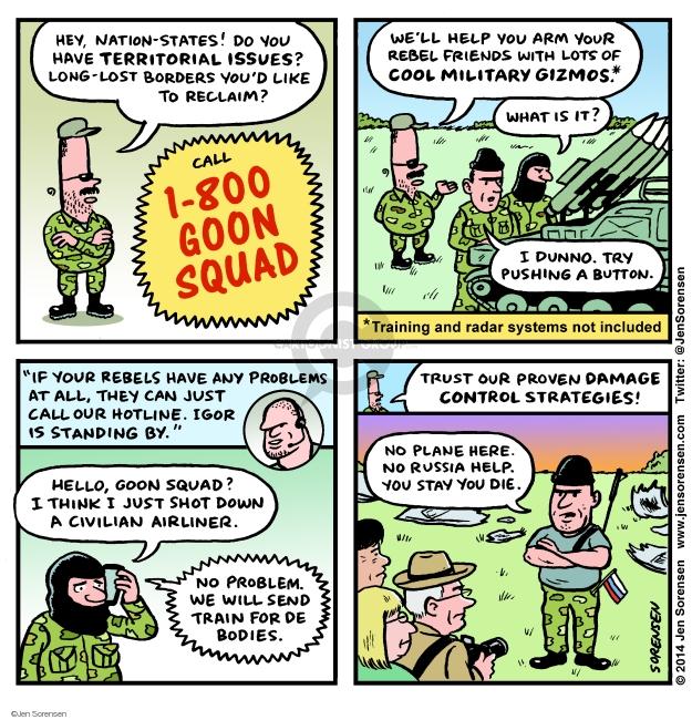 Cartoonist Jen Sorensen  Jen Sorensen's Editorial Cartoons 2014-07-21 pro