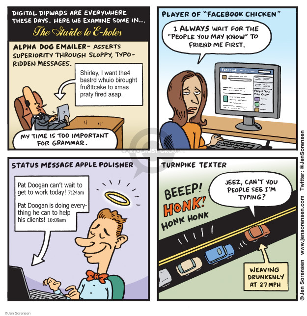 Cartoonist Jen Sorensen  Jen Sorensen's Editorial Cartoons 2014-09-14 Facebook