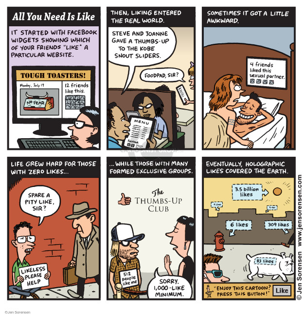 Cartoonist Jen Sorensen  Jen Sorensen's Editorial Cartoons 2014-12-22 spare