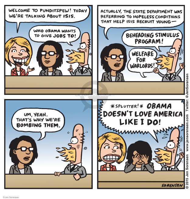 Jen Sorensen  Jen Sorensen's Editorial Cartoons 2015-02-23 employment