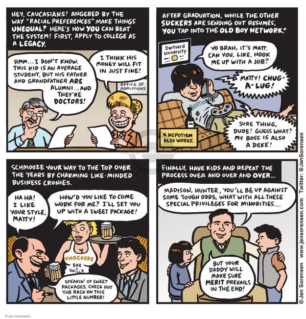 Jen Sorensen  Jen Sorensen's Editorial Cartoons 2015-03-09 finally