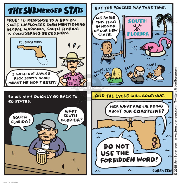 Jen Sorensen  Jen Sorensen's Editorial Cartoons 2015-03-30 censorship