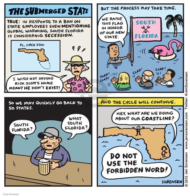 Jen Sorensen  Jen Sorensen's Editorial Cartoons 2015-03-30 name