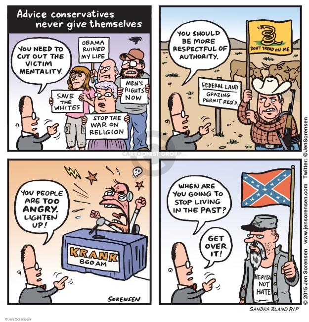 Cartoonist Jen Sorensen  Jen Sorensen's Editorial Cartoons 2015-07-27 gender