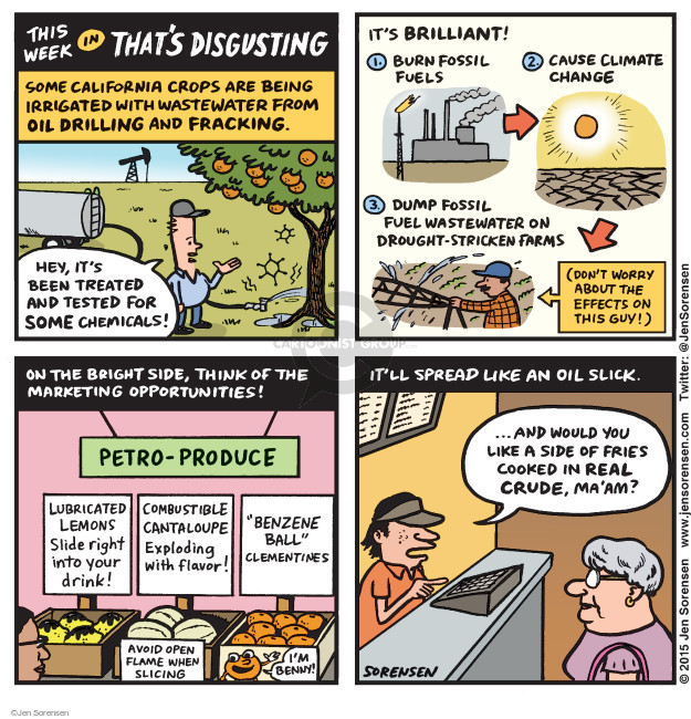 Cartoonist Jen Sorensen  Jen Sorensen's Editorial Cartoons 2015-08-17 marketing