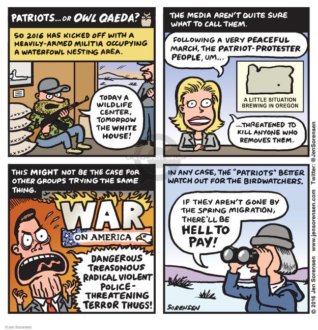Jen Sorensen  Jen Sorensen's Editorial Cartoons 2016-01-04 might