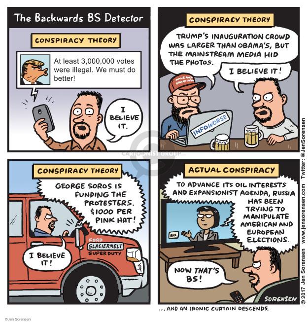Jen Sorensen  Jen Sorensen's Editorial Cartoons 2017-02-06 $1,000