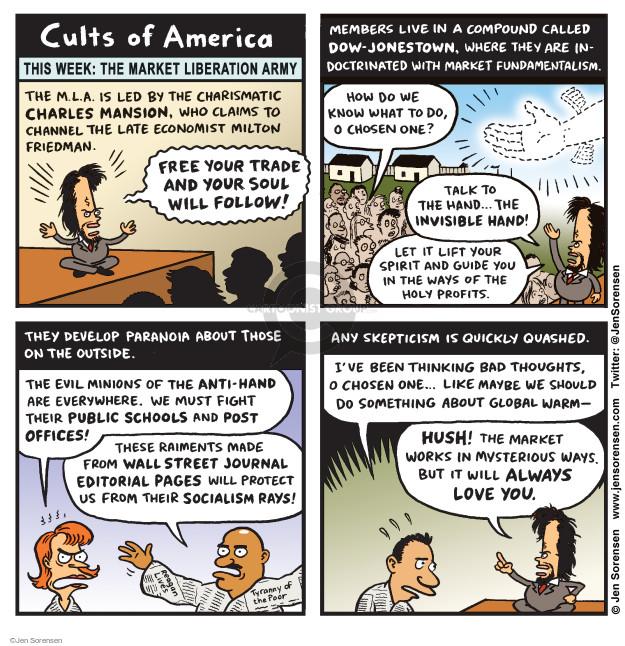 Jen Sorensen  Jen Sorensen's Editorial Cartoons 2017-06-30 climate change