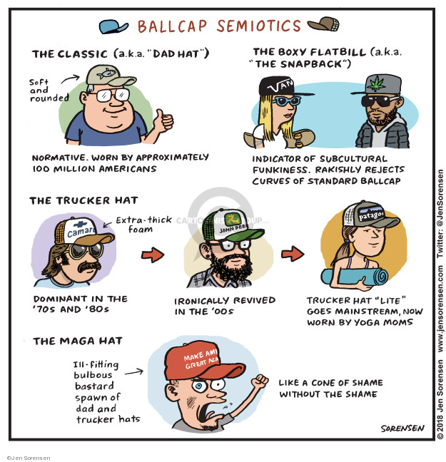 Cartoonist Jen Sorensen  Jen Sorensen's Editorial Cartoons 2018-05-21 statement