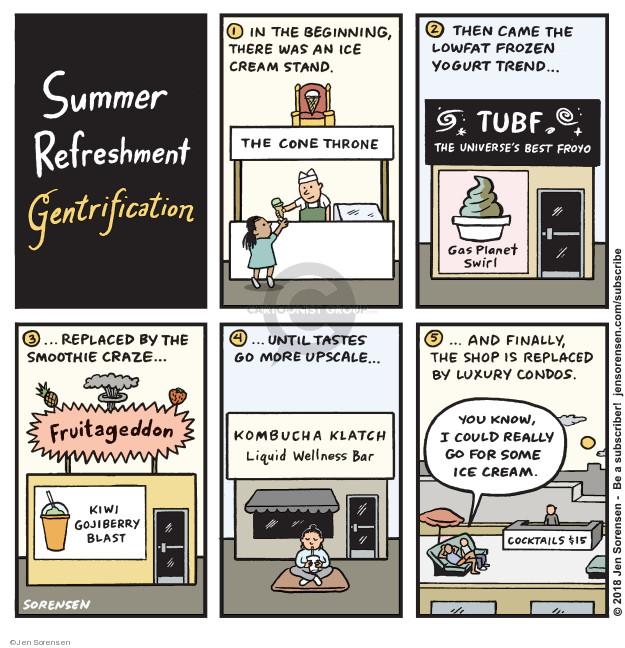 Jen Sorensen  Jen Sorensen's Editorial Cartoons 2018-08-13 $15