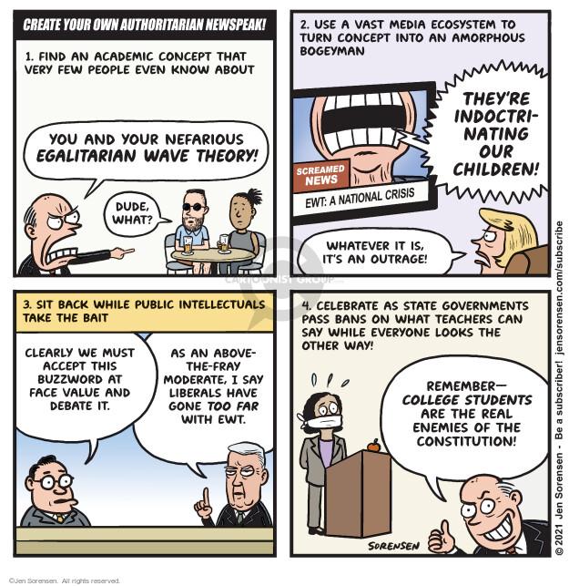 Jen Sorensen  Jen Sorensen's Editorial Cartoons 2021-06-29 have