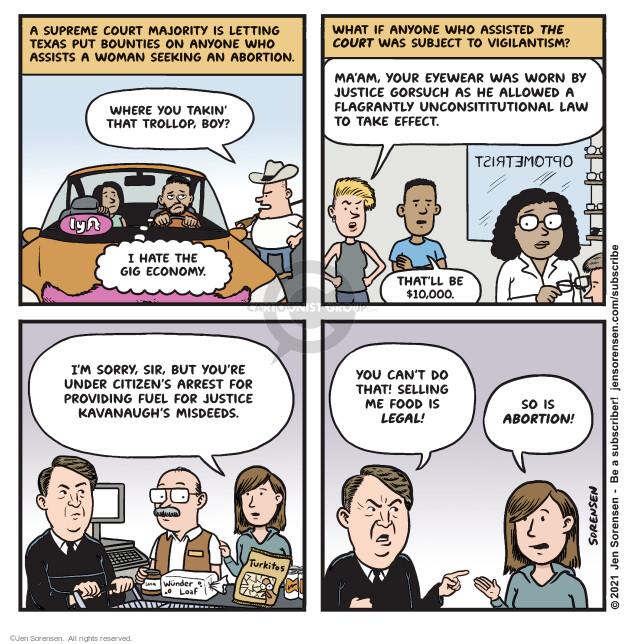 Jen Sorensen  Jen Sorensen's Editorial Cartoons 2021-09-07 000
