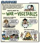 Cartoonist Jen Sorensen  Jen Sorensen's Editorial Cartoons 2011-11-21 gardening