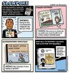 Cartoonist Jen Sorensen  Jen Sorensen's Editorial Cartoons 2010-01-01 Italian food