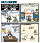 Cartoonist Jen Sorensen  Jen Sorensen's Editorial Cartoons 2006-01-01 tax cut