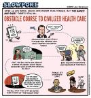 Cartoonist Jen Sorensen  Jen Sorensen's Editorial Cartoons 2010-01-01 health care