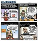 Cartoonist Jen Sorensen  Jen Sorensen's Editorial Cartoons 2012-01-01 slowpoke