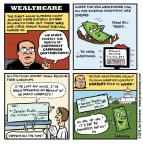 Cartoonist Jen Sorensen  Jen Sorensen's Editorial Cartoons 2012-08-01 health care