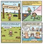 Cartoonist Jen Sorensen  Jen Sorensen's Editorial Cartoons 2012-06-18 summer vacation