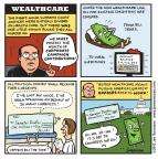 Cartoonist Jen Sorensen  Jen Sorensen's Editorial Cartoons 2012-07-02 health care