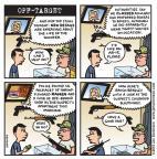 Cartoonist Jen Sorensen  Jen Sorensen's Editorial Cartoons 2012-07-23 gun violence