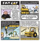 Cartoonist Jen Sorensen  Jen Sorensen's Editorial Cartoons 2012-07-31 fat