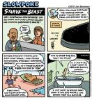 Cartoonist Jen Sorensen  Jen Sorensen's Editorial Cartoons 2011-11-30 slowpoke