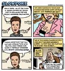 Cartoonist Jen Sorensen  Jen Sorensen's Editorial Cartoons 2012-02-07 slowpoke