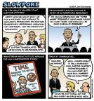 Jen Sorensen  Jen Sorensen's Editorial Cartoons 2011-05-07 2012 election