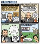 Cartoonist Jen Sorensen  Jen Sorensen's Editorial Cartoons 2011-11-14 machine gun