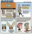 Cartoonist Jen Sorensen  Jen Sorensen's Editorial Cartoons 2011-11-28 slowpoke