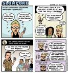 Cartoonist Jen Sorensen  Jen Sorensen's Editorial Cartoons 2009-06-29 phone
