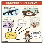 Cartoonist Jen Sorensen  Jen Sorensen's Editorial Cartoons 2012-12-17 mass shooting