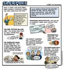 Cartoonist Jen Sorensen  Jen Sorensen's Editorial Cartoons 2007-01-01 card