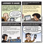 Cartoonist Jen Sorensen  Jen Sorensen's Editorial Cartoons 2013-02-04 footprint