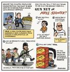Cartoonist Jen Sorensen  Jen Sorensen's Editorial Cartoons 2013-02-11 violence
