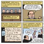 Jen Sorensen  Jen Sorensen's Editorial Cartoons 2013-04-01 Patriot Act