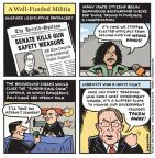 Cartoonist Jen Sorensen  Jen Sorensen's Editorial Cartoons 2013-04-21 senate