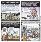 Cartoonist Jen Sorensen  Jen Sorensen's Editorial Cartoons 2013-05-19 clothes