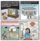 Cartoonist Jen Sorensen  Jen Sorensen's Editorial Cartoons 2013-06-10 yak