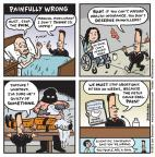 Cartoonist Jen Sorensen  Jen Sorensen's Editorial Cartoons 2013-06-24 afford