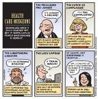 Cartoonist Jen Sorensen  Jen Sorensen's Editorial Cartoons 2013-10-21 public health